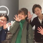 ROOMS撮影会の様子♪