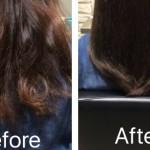 くせによる広がりやまとまりにくい髪質の方へ♪