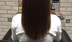 オッジィオットカラーで輝きと艶のある髪色へ♪